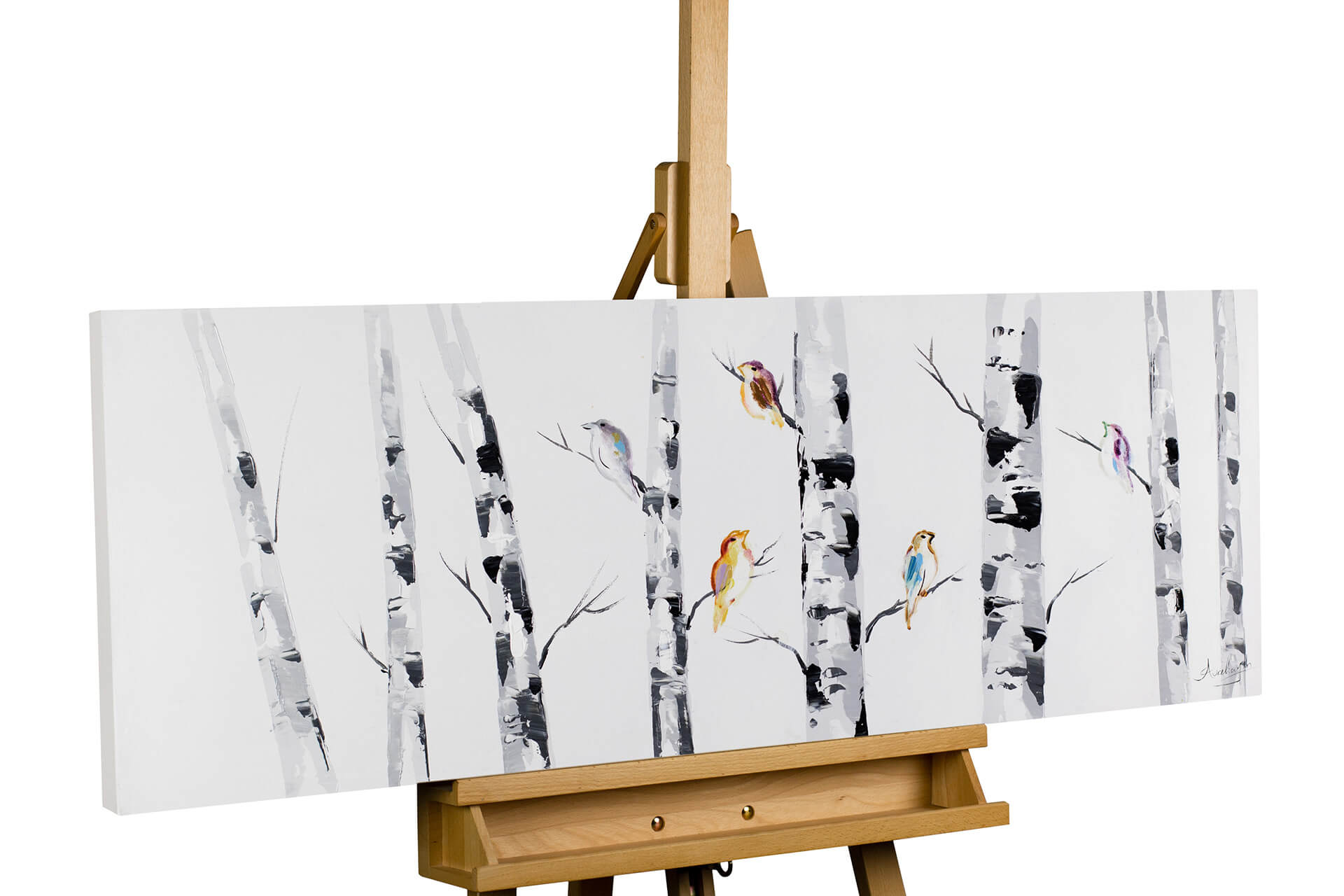 acrylbild baum natur wald online kaufen kunstloft. Black Bedroom Furniture Sets. Home Design Ideas
